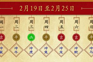 浮图塔每周生肖运势详解2.19-2.25
