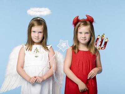你是小天使还是小恶魔