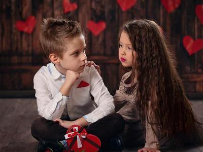 爱情里你是哪种孩子