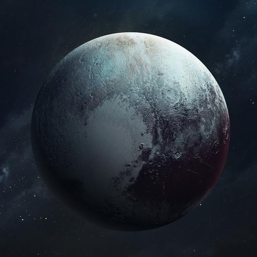 太阳拱冥王星
