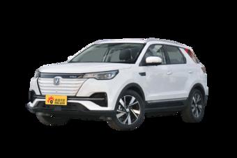 如今全国最低12.90万,北京汽车北京EX5多少人值得拥有