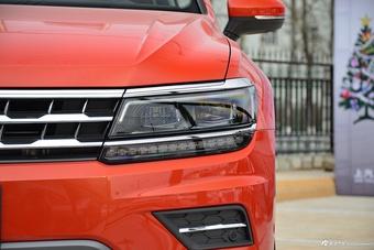 车型对对碰:2017款途观 VS 2017款QX30之外部配置