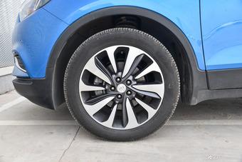 车型对对碰:2017款昂科拉 VS 2017款Yeti之外部配置