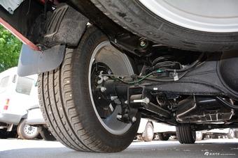 车型对对碰:2017款格越 VS 2017款撼路者之动力配置