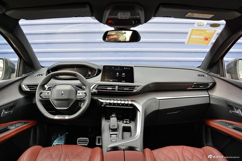 2017款标致4008 1.8T自动380THP豪华GT版 双色定制版