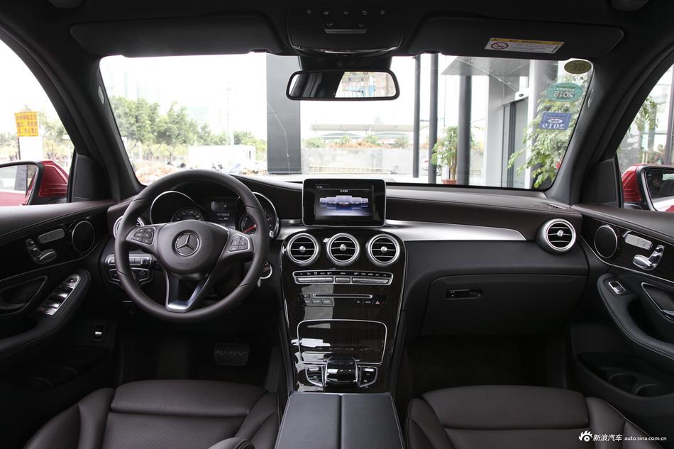 2018款奔驰GLC260 2.0T自动 4MATIC豪华型