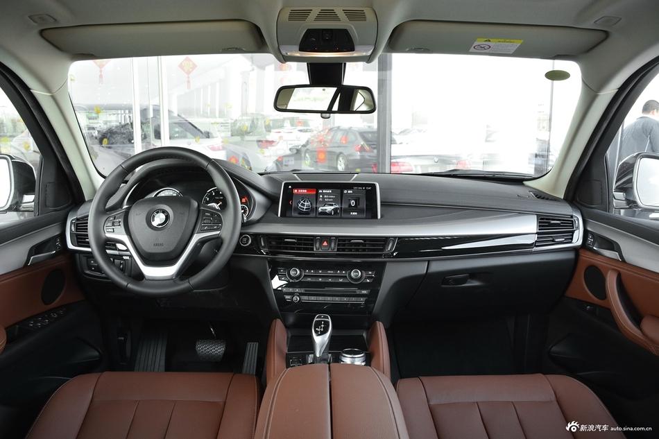 2018款宝马X6 3.0T自动xDrive35i领先型