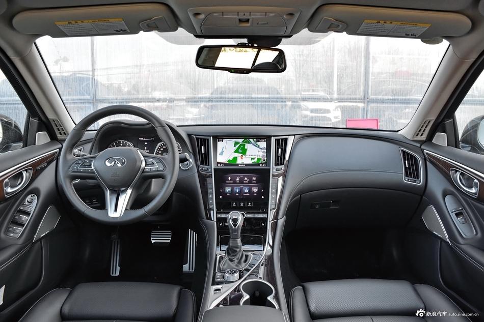 2018款英菲尼迪Q50L 2.0T自动豪华运动版
