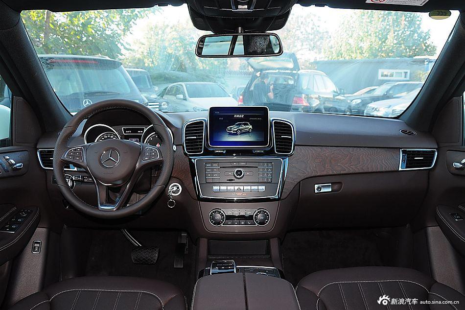 2015款奔驰GLE级 400 4MATIC