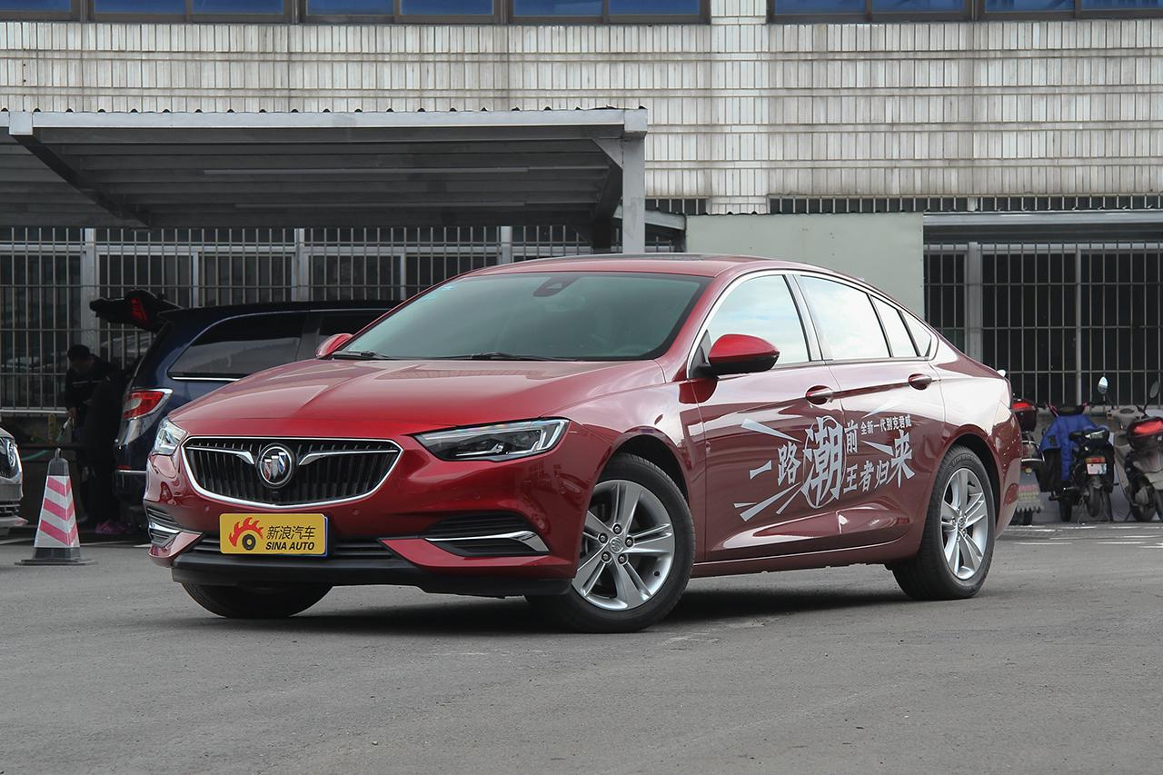 车型对对碰:新款君威 VS 新款起亚K5混动之外部配置