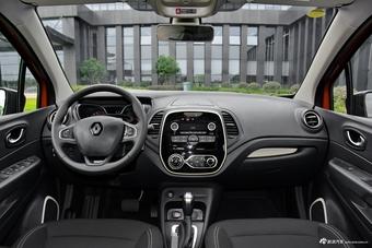 车型对对碰:2018款雷诺卡缤 VS 2017款众泰T700之内饰配置