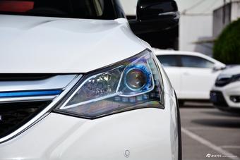开哪款最有面 新款华泰XEV260 PK 新款比亚迪宋新能源