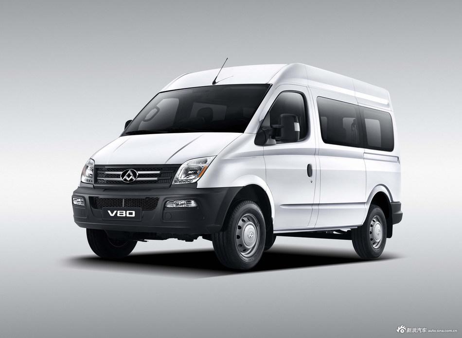 [知识帖]看车更全面 上汽MAXUS V80 值得买吗?