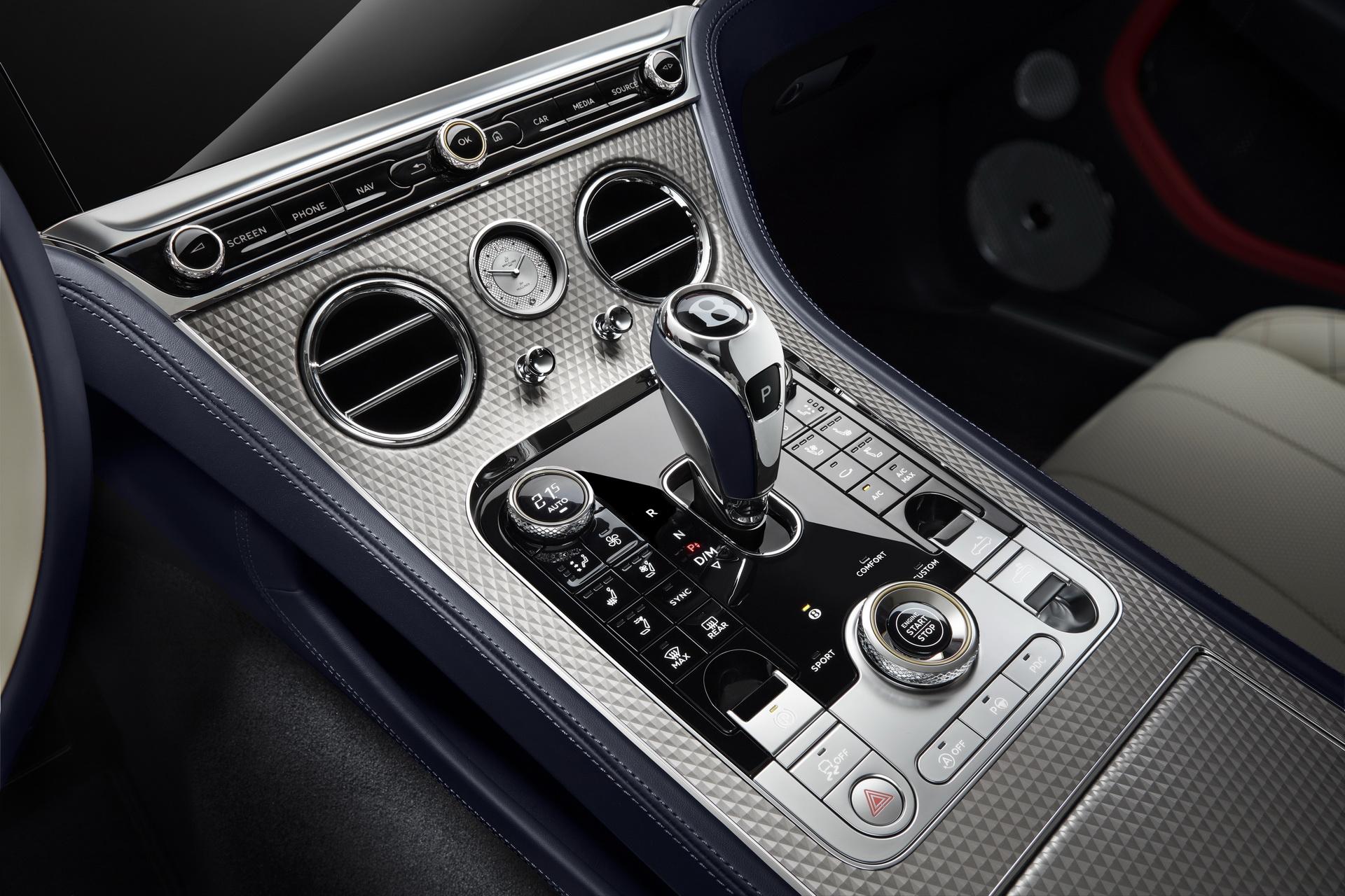 2020日内瓦车展:宾利将发布欧陆GT Mulliner敞篷版