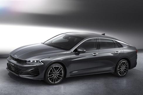 新车|造型更犀利 全新起亚K5外观官图发布