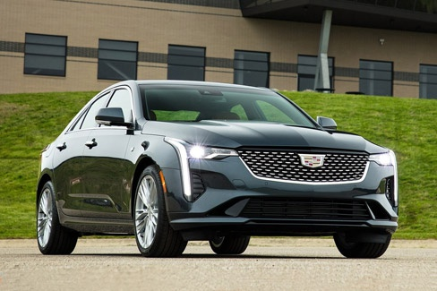 新车|竞争BBA 凯迪拉克全新CT4将于明年上市