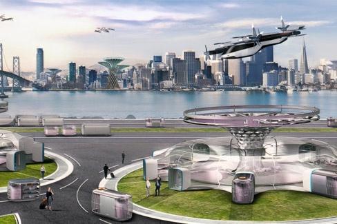 2020CES|现代将推飞行汽车 国外网友怎么评论