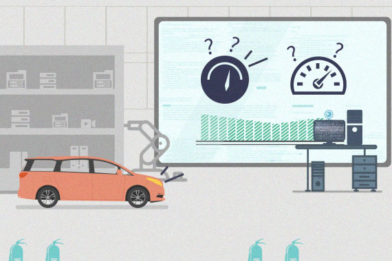视频:开了这么久 原来你看到的车速是假的