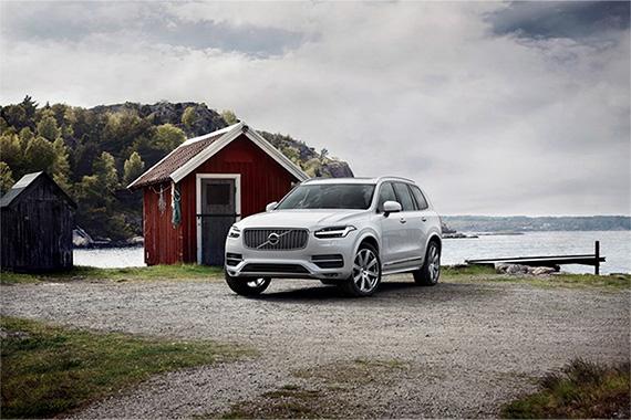奢华与科技相互交融 感受Volvo XC90的北欧风情