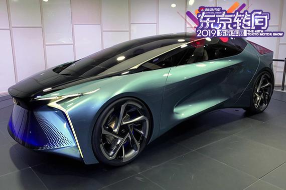 新能源时代已来 东京车展看日企电动车