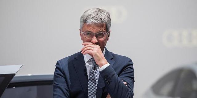 入监一个月 奥迪CEO施泰德迫切要求被释放