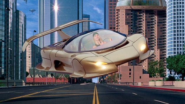 飞行汽车要上天:第一代飞行汽车可能先登陆美国