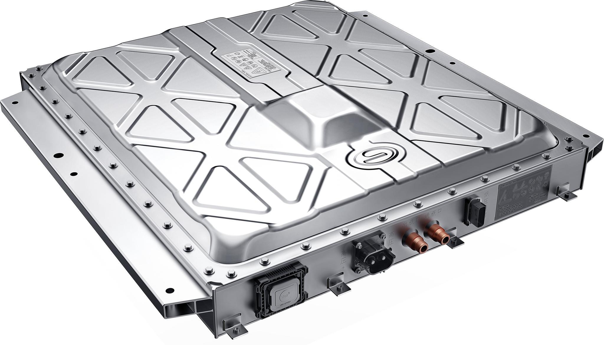 IP67防护级别电池