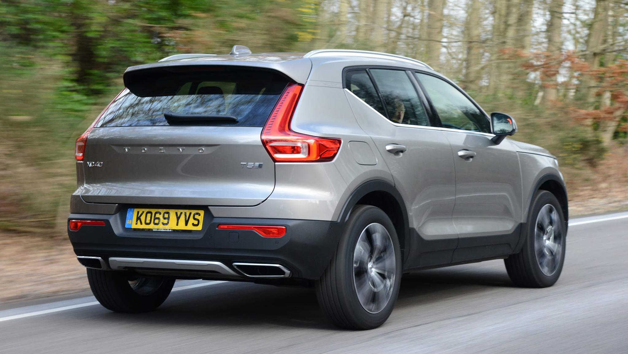 沃尔沃首款纯电动车进军英国市场 提供1款车型约合46.2万起售