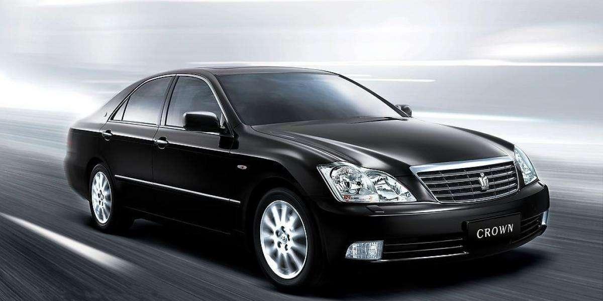 第12代丰田皇冠国产,开启优异表现