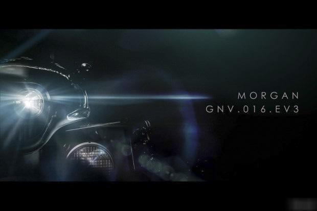摩根EV3純電動量產版預告圖