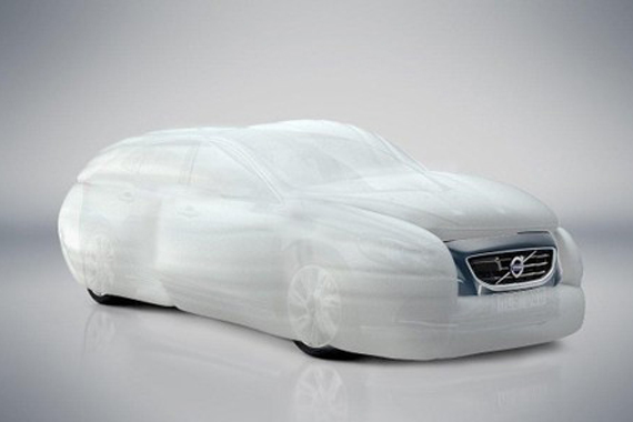新一代安全气囊发展方向 从车内走向车外