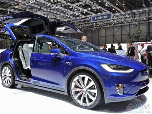 福特高价购Model X 或挖取技术助推电动车研发