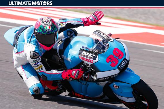 噩耗!Moto 2车手萨洛姆意外身亡