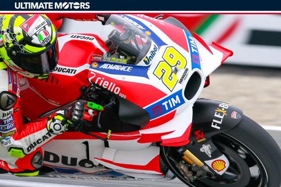 杜卡迪不满MotoGP禁止使用空气动力学翼片