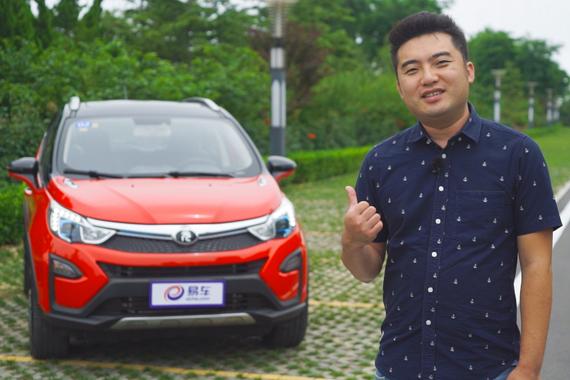 视频:旭子体验超快提速SUV比亚迪元