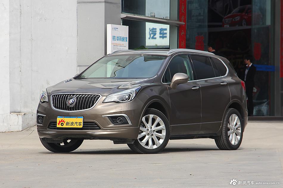 车型选择增加 新款昂科威将于9月上市