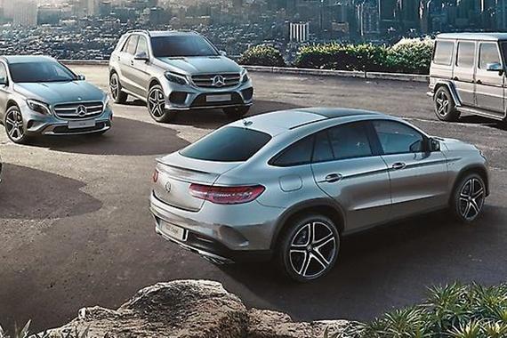 新车助推奔驰美国销量增7.2% 创下销量纪录