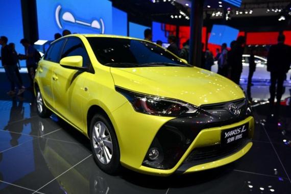 共推8款车型 新款YARiS L 致炫今晚上市