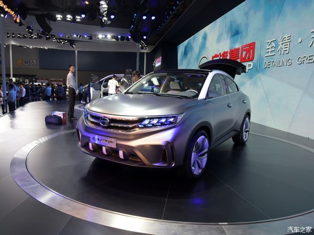 基于GS4打造 广汽传祺将推新紧凑级SUV