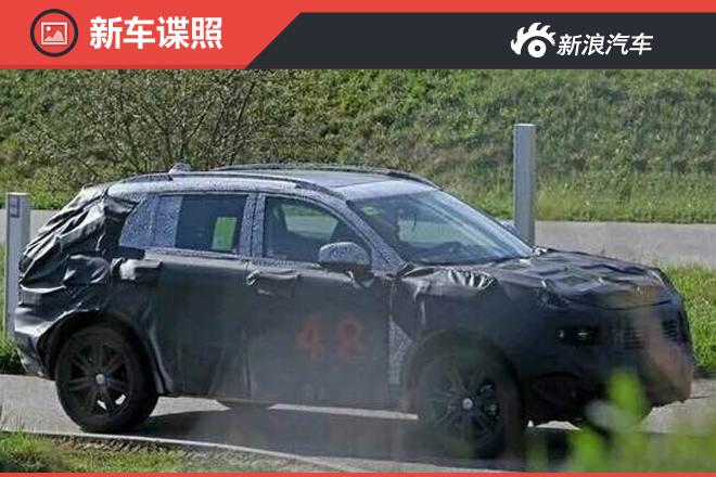 这才是吉利+沃尔沃 全新品牌SUV车型曝光