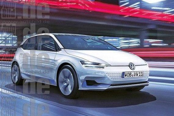 大众全新纯电动汽车将于巴黎车展亮相