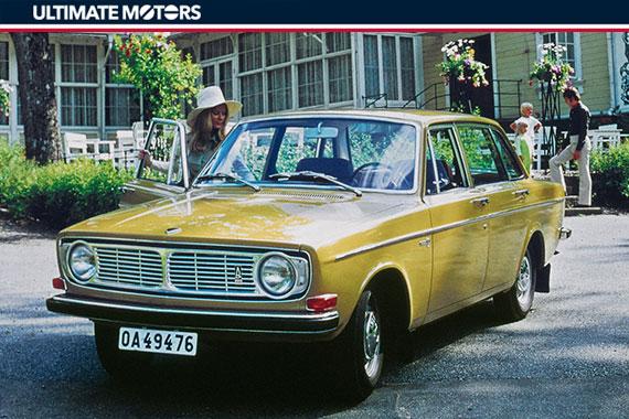 沃尔沃庆祝140车系诞生五十周年