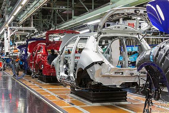 英国汽车增速放缓 脱欧或致车企转移产能