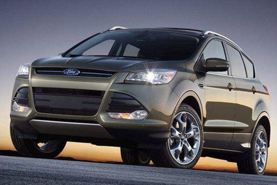 油泵控制发动机失速福特召回在美车辆8.8万