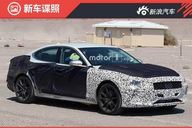 曝Genesis G70谍照 进军豪华中型车市场
