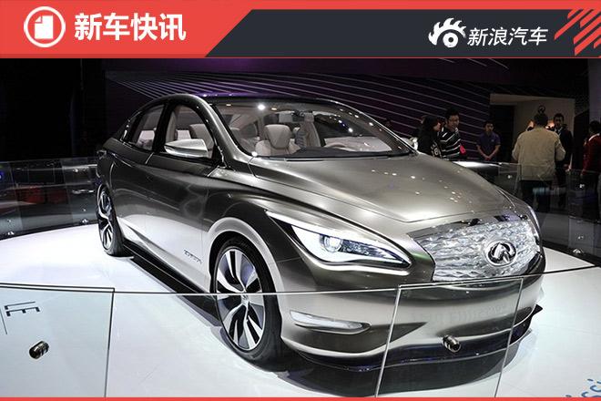 英菲尼迪或推首款电动车 瞄准中国市场