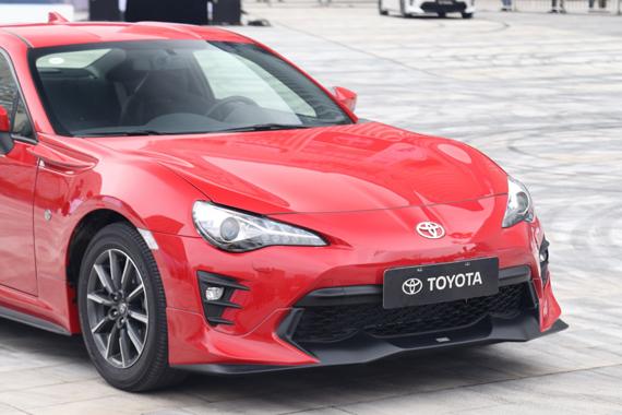售价24.98-28.78万 新款丰田86正式上市