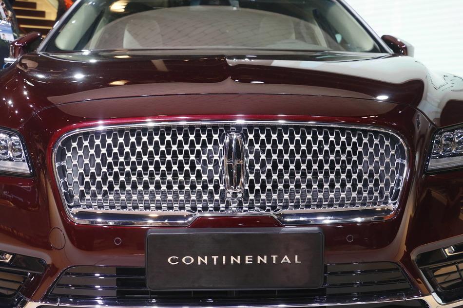 林肯大陆Continental将11月28日上市