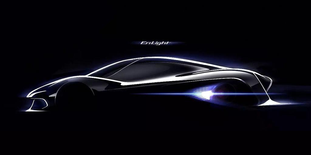 大胆畅想 EnLight概念车广州车展首发