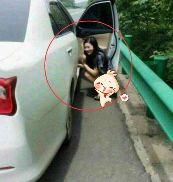每日趣图|男司机用脉动解决 那女司机呢?